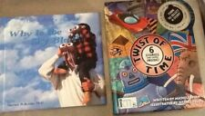 2 young adult books: Twist of Time and Why is the Sky Blue.