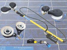 HDS Hochdruckreiniger PV Photovoltaik Solar Reinigung rotierende Bürste Kärcher