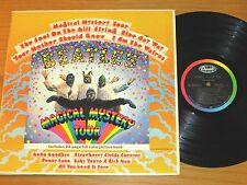 """STEREO BEATLES LP - CAPITOL SMAL 2835 - """"MAGICAL MYSTERY TOUR"""""""