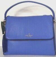 NWT Kate Spade Miri Chester Street Leather handbag Adventure Blue