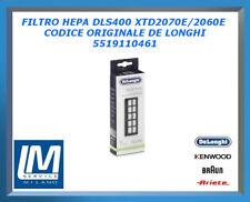 FILTRO HEPA DLS400 XTD2070E/2060E 5519110461 DE LONGHI ORIGINALE