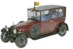 Oxford Diecast 1:43 RD001 King George V (Sandringham) 1929 Daimler - NEW
