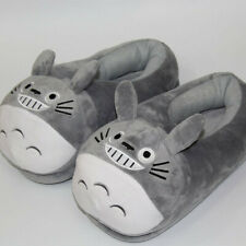 GIFTCartoon My Neighbor Totoro Plush Cotton Slippers Household Shoes WarmWinter