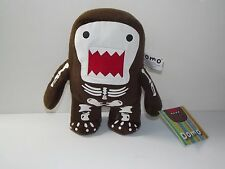 Domo Kun Skeleton plush Toy Cute Japanese Character Halloween X-ray