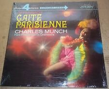 Charles Munch OFFENBACH Gaite Parisienne - London Phase 4 SPC 21011 SEALED