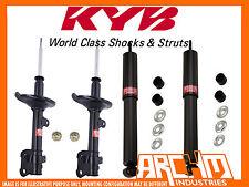 FRONT & REAR KYB SHOCK ABSORBERS FOR HONDA CR-V 12/2001-01/2007