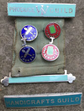 More details for ww2 home front womens institute enamel badges