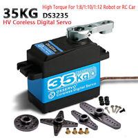25T Arm Kit For RC Robot Xia DS3218MG 20kg Metal Gear Digital Steering Servo