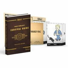 Fallout 4 Vault Dweller's Survival Guide Collector's Edition: Prima Official Gam
