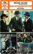 FICHE CINEMA : MICHAEL COLLINS - Neeson,Quinn,Roberts,Hart,Jordan 1996
