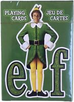 Aquarius Elf Will Ferrell Themed 52 Playing Cards Collection New In Package