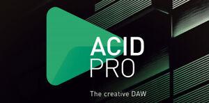 Sony Magix Acid Pro 8 - Digital Software - Instant Download (PC)