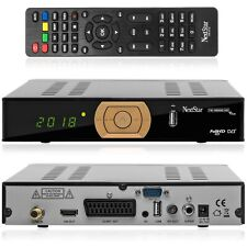 Next YE-18000 HD plus Full HD Sat Receiver Pre-programmed Astra,Hotbird,Turksat