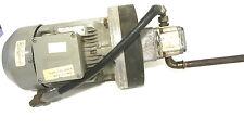 SIEMENS 1LA5017-4AA91-Z MOTOR W/ LAMBORGHINI HLPD/G.2080 PUMP 1LA50174AA91Z
