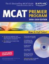 MCAT Premier Program 2008-2009 by Kaplan Publishing Staff and Rochelle Rothstein