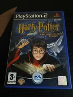Harry Potter and the Philosopher's Stone Playstation PS2 Video Game Manual PAL