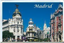 MADRID FRIDGE MAGNET 1