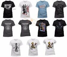 Camisetas de hombre de manga corta multicolor 100% algodón