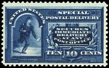 E4, Mint VF-XF LH 10¢ Special Delivery Stamp Cat $850.00  - Stuart Katz