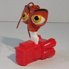 "Monsters Vs Aliens Dr Cockroach Figure Toy McDonalds 2009 #4 Dreamworks 4"" HTF"