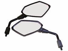 Kawasaki Z750 Zephyr mirrors pair black (2007-2010) 10mm. R/H threads