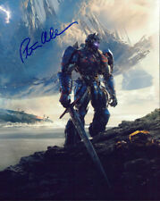 Peter Cullen (Transformers) signed authentic 8x10 photo COA