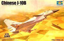 Trumpeter 1:72 J-10B Fighter Aircraft Model Kit