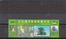 NETHERLANDS - SG2594-2595 MNH 2007 TREES SUMMER