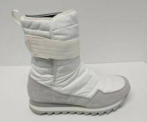 Merrell Alpine Tall Strap Polar Boots, White, Women's 9 M