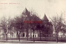 1907 HIGH SCHOOL, WATERTOWN, S. D.