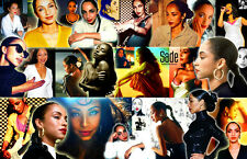 Sade Collage Poster (B)