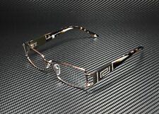 VERSACE VE1163B-1013 Brown Demo Lens 52 mm Women's Eyeglasses