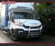 IVECO DAILY VI 2014+ HIGH BULL BAR, NUDGE BAR, A BAR +GRATIS!!! STAINLESS STEEL