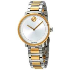 Movado 3600519 Bold 34MM Women's Two-Tone Stainless Steel Watch 9
