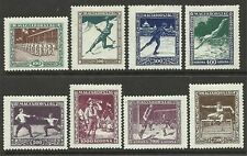 Lightly Hinged Hungarian Stamps