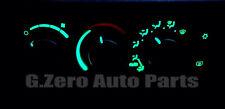 2003-2007 DODGE RAM 1500 2500 3500 CLIMATE CONTROL LIGHT KIT LED **GREEN**