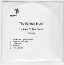 (GO743) The Fallout Trust, In Case Of The Flood sampler - DJ CD