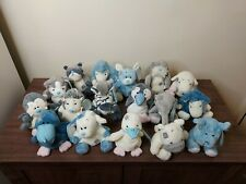 NEW WITH TAGS Bundle Of 17 My Blue Nose Friends, Beanie Soft Toy Bundle NO...