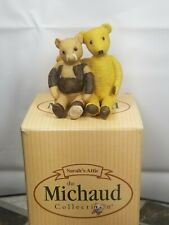 Sarah's Attic, The Michaud Collection, Me & My Shadow, Bear, Rare Figure