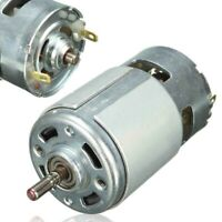 DC12-24V 150W 13000-15000RPM/ 3500-9000RPM 775 Micro High Speed Power Motor 5mm