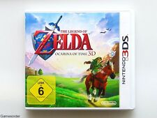 THE LEGEND OF ZELDA - OCARINA OF TIME  ~Nintendo 3Ds / XL / 2Ds / New 3Ds Spiel~