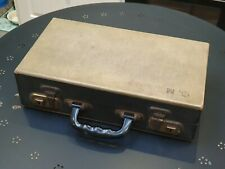 More details for vintage boosey & hawkes bb clarinet case