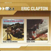 Eric Clapton – The Road To Escondido / Back Home 2 CD Album Set JJ Cale