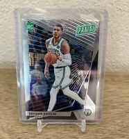 Jayson Tatum Rookie Panini Prizm RC National Convention VIP
