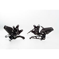 Triumph 675 Street Triple 2013 - 2016 Gilles AS31GT2 Black Aftermarket Rearsets