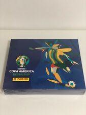 Box Premium Panini Copa America 2019 Brazil SEALED