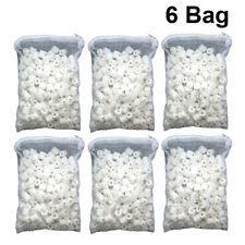 USA Bio Ceramic Rings 6 lbs in 6 Filter Media Bags For Aquarium Canister Filter