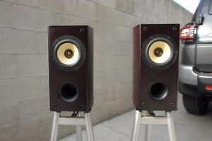 Pair Pioneer / TAD S-F80-W UNI-Q Speakers ***100% Original *** RARE ***