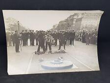 Foto grande formato Gino Biagini commemorazione defunti marina militare