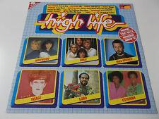 HIGH LIFE (2475 551) - POLYDOR VINYL LP (ABBA MAYWOOD VISAGE MAX WERNER LOBO)